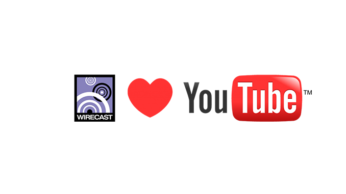 Wirecast for YouTube is Here!