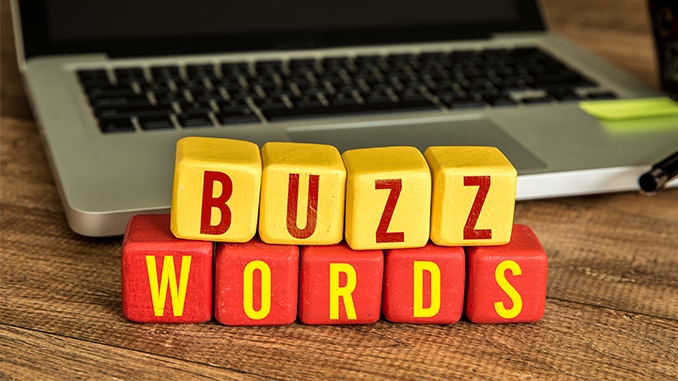 Beware the Buzzword: the business of finding value in hot new tech