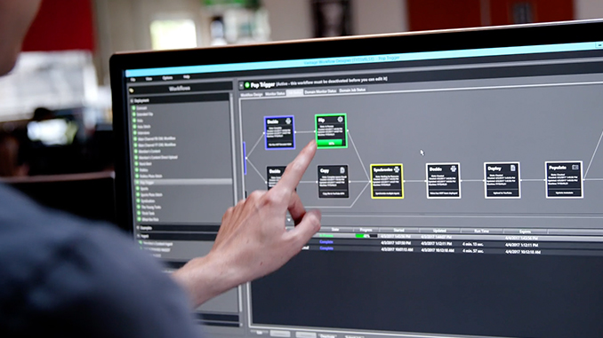 Meeting the Demands of Complex Media Production Workflows